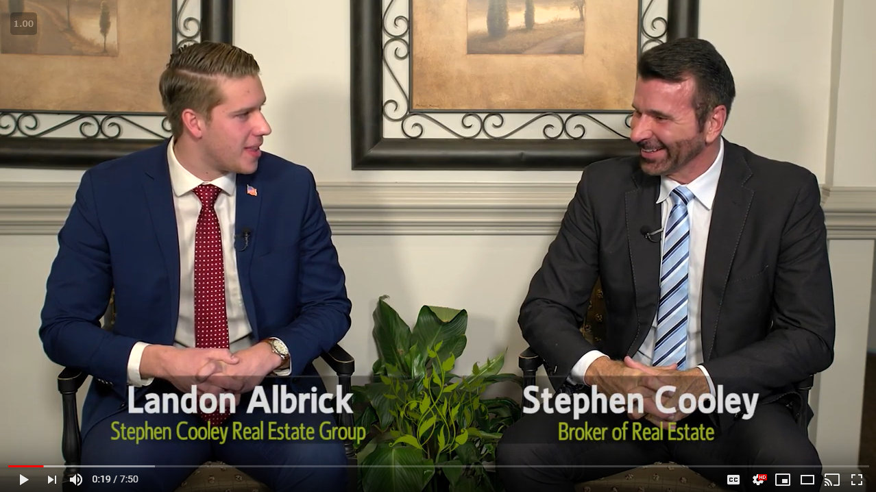 Stephen Cooley Real Estate Show - The #1 Mistake When Selling A Home